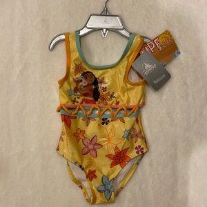 Moana One Piece Bathing Suit